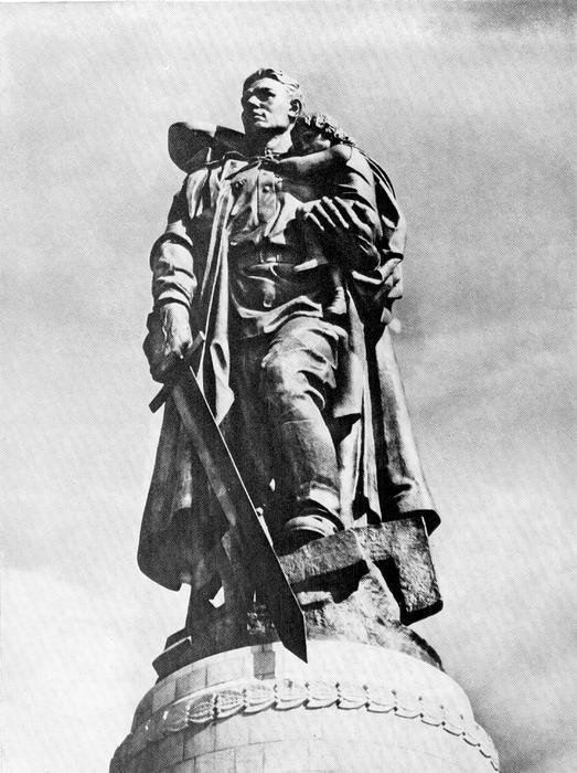Вучетич Е. В. Воин-освободитель