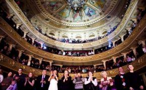 «Театра мир откроет нам свои кулисы…»