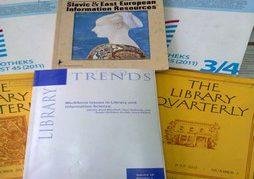 Иностранные журналы по библиотечному делу